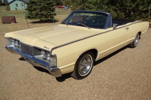 1968 Mercury Monterey Convertible---Beautiful!