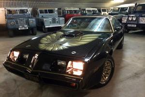 Pontiac Transam Firebird 1979