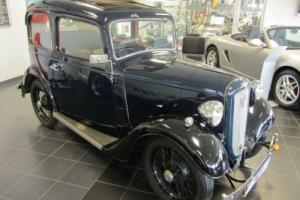 Austin 7 Ruby with loads of spares