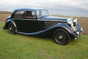 Jaguar MK4/MK1V 2-1/2 Litre 1947 Saloon