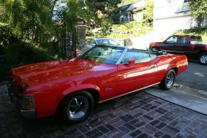 1972 Mercury Cougar XR-7 5.8L