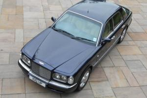 2002 BENTLEY ARNAGE RED LABEL Special order vehicle  Photo