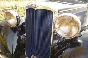 1935 hillman minx-a true classic and real collectors item.