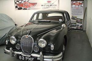 Jaguar MK1 2.4 CC.