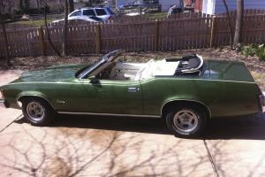 1973 Mercury Cougar XR-7, 351 Cleveland. Beautifully restored!!