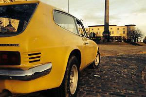RELIANT SCIMITAR GTE SE5 6MTS TAX 12 MTS MOT CLASSIC CAR 1974  Photo