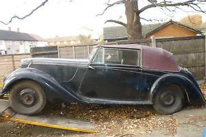 ARMSTRONG SIDDELY DROP HEAD COUPE