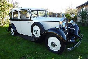 ROLLS ROYCE 25/30  Photo