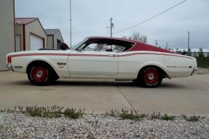 428 COBRA JET 4 SPEED CYCLONE PRE SPOILER CAL YARBOROUGH EDITION FRAME OFF