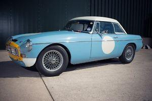 1964 MGB ROADSTER FIA RACE CAR