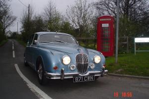 Jaguar Mk2 / MkII 3.4 M/Overdrive ( Only 2 owners from new )