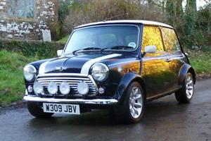 2000 ROVER MINI COOPER 1.3i Only 18300 Miles From New Photo