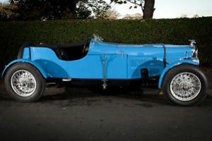 1936 Alvis SA 3 1/2 litre Sports Special -