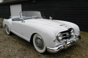 1953 Nash Healey Le Mans Roadster Classic Car  Photo