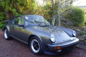 Porsche 3.2 Carrera