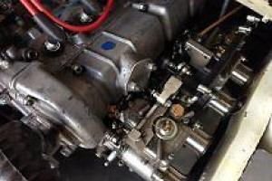 DENNIS ALLT FULL RACE HILLMAN IMP ENGINE AND JACK KNIGHT 4SP G/BOX STILL IN CAR
