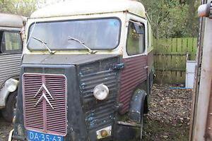Citroen h y van with camper conversion,nice project