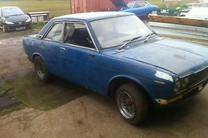 1972 DATSUN BLUEBIRD 510 SSS COUPE RHD L18 ENGINE 5SPD BOX