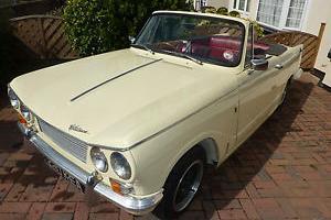 1966 mk2 Triumph Vitesse