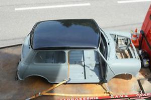 1961 AUSTIN MORRIS MINI MINOR COOPER MK1 SHELL