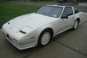 1988 300ZX TURBO SHIRO SS IN EXCELLENT SHAPE ( 75K ORIG MILES ) .