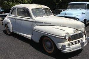 Mercury Coupe 1947 Project Like Ford Chev Holden Custom RAT Hotrod Classic Resto in Melbourne, VIC Photo