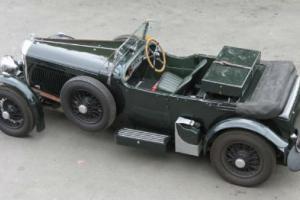 1935 Bentley 3 1/2 Open Special B147EJ