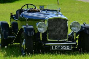 1952 Bentley Mark VI Special. Brand spanking Just completed.