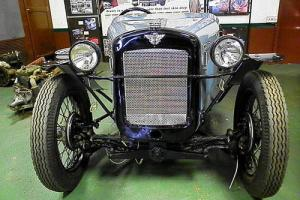 Austin 7 Ulster replica Special Alloy Body