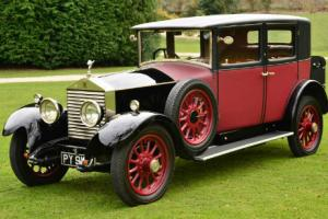 1928 Rolls Royce 20hp Gurney Nutting Weyman Saloon