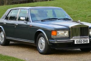 1988 Rolls Royce Silver Spirit II