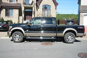 Ford : F-250 King Ranch