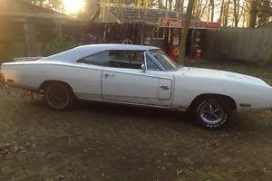 dodge charger 1970 rt