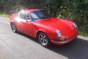 1969 Porsche 912 911 T Very Rare Photo
