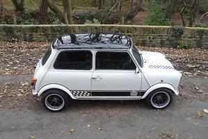 Stunning Custom modified ROVER MINI COOPER 1.3I SPi show car