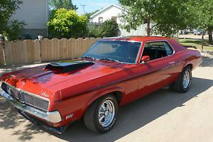 Mercury : Cougar XR7 ELIMINATOR CLONE
