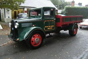 1936 Bedford O Series Truck (Credit/Debit Cards