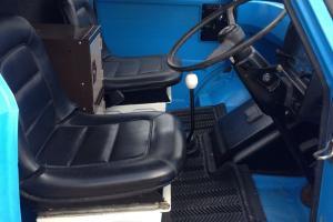 BEDFORD CF mk1 Panel Van 1972 Sliding door model RARE