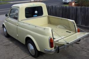 1962 Fiat 500 Gardiniera UTE Pick UP Abarth in Melbourne, VIC Photo