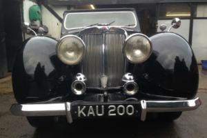 1948 Triumph Roadster (1800) Bergerac