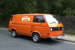 VW T25 panel van campervan 2lt  Photo