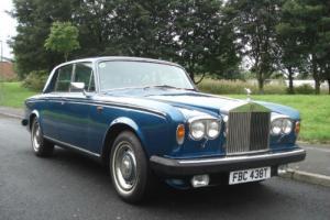 Rolls-Royce Silver Shadow  Photo