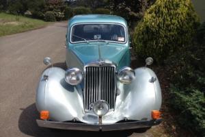 1947 Sunbeam Talbot in South Eastern, NSW
