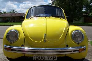 1975 VW Beetle L Super BUG