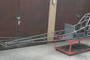 Front engine dragster chassis- hot rod, kit car, project,race car,chevy v8  Photo