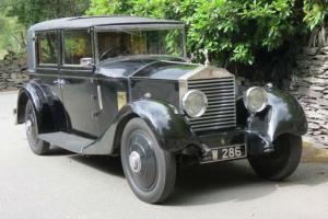 1928 Rolls-Royce 20hp Thrupp