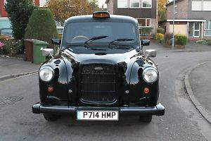 LONDON BLACK TAXI (FAIRWAY) RESTORED TO AN EXCEPTIONAL STANDARD