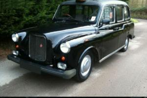 Austin LTI Fairway London Black Cab/Taxi Diesel Right-Hand Drive RHD