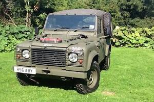 Landrover wolf 90 air dropable