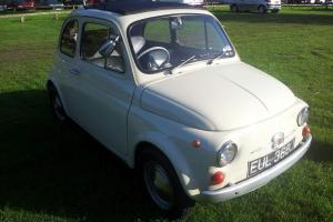 **NOW REDUCED**1971 Classic Fiat 500.